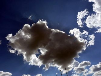 Some Clouds by mendel129