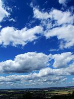Beautiful Clouds by Teakster