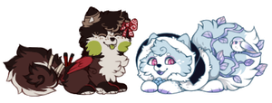 YCH Stickers by CometShine
