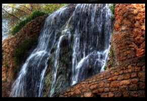 WaterFall by quo-fata-ferunt