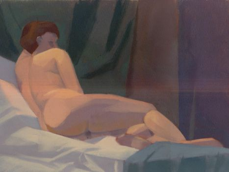 Figure Study by Stabby2486