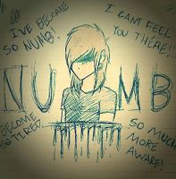 NUMB ...::vent::.. by MonsterLollipops