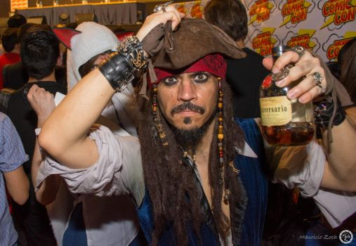 Captn. Jack Sparrow - Cosplay by CapitanJocKeR