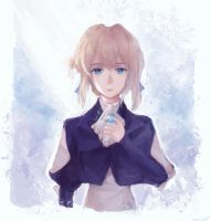 Violet evergarden by DelusionalLove