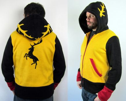 Baratheon Hoodie by Lisa-Lou-Who