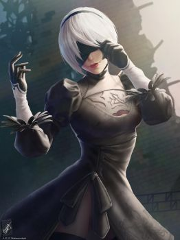 2B by TheMaestroNoob