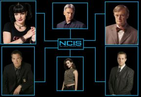 NCIS Wallpaper by MissBeastie