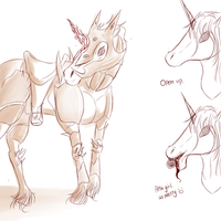 A War Unicorn, Because Those Guys Are The Shit by lightningback
