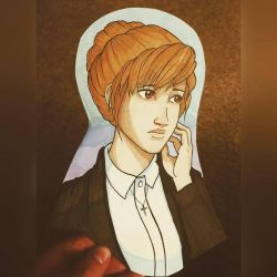 Kate Marsh seems Quite Today by Guchi-Girl1