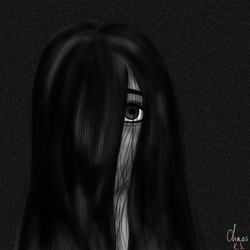 The Grudge, Ring... Thing? by Chaos--Flame