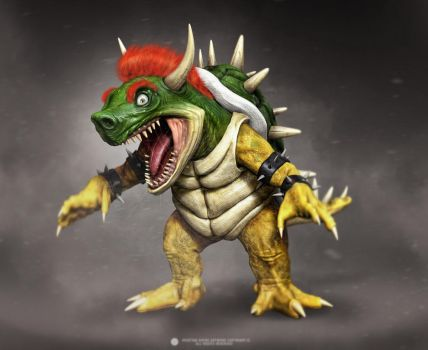 Bowser by Shyne1