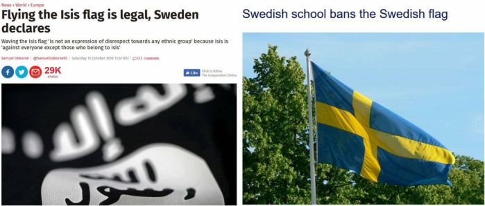 Sweden is dead by emperorvolcan