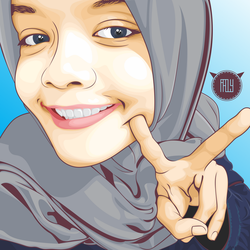Smile | Vector by sangpendosa