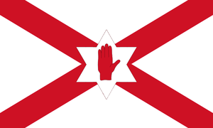 Northern Ireland Alt Flag by Rory-The-Lion