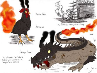 Eldritch Creatures 101 Part 7 by demongirl99