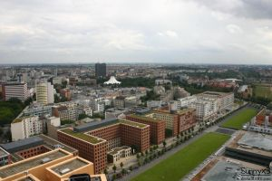 Berlin from above II by SunnYx3