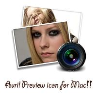 Avril - Mac Preview icon by ExtendedCreativity