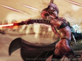 Darth Talon by LaminIllustration
