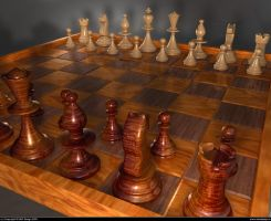 Chess by robodesign