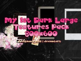 1st Dark Textures Pack by sweethoney0822