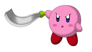 Kirby Final Cutter by faren916