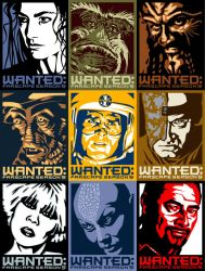Wanted Farscape by ratscape
