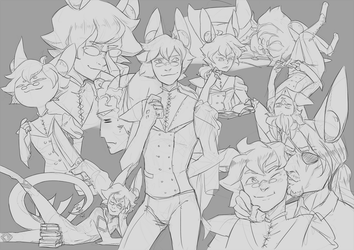 [CM] Everett Sketchpage by Milay