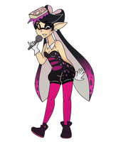 Callie, Queen of Fresh by Mewsly-Girl