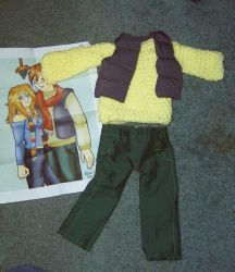 Seth Sweater Outfit for Kata by wifey