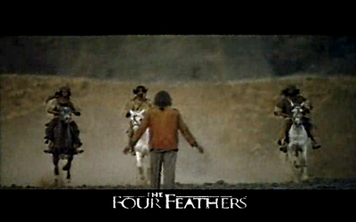 The four feathers by endor43