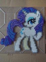 Rarity Perler by The-Original-Kopii