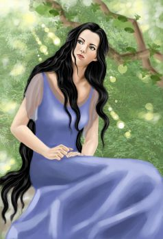 Luthien by Norloth