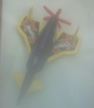 Poison Arrow from Hot Wheels is ready for take off by Wael-sa