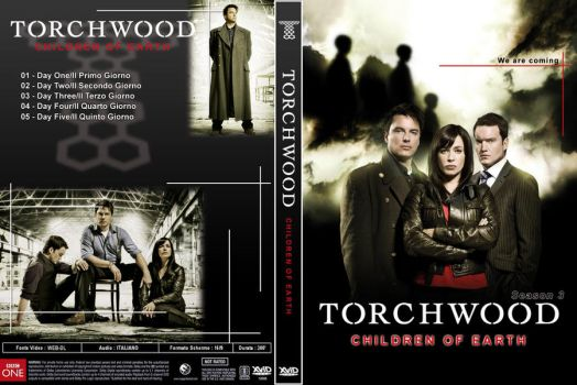 Torchwood - Children of Earth by mooneclypse