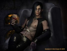 Welcoming Winecellar by karibous-boutique