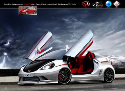 Honda FIT Team Work by CapiDesign
