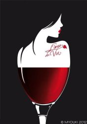 The soul of wine. (red wine) by ArtMyouki