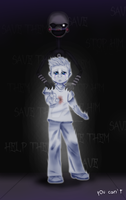 The Puppet -- Save by StartistMakesArt