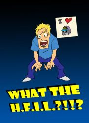 What the H.F.I.L.? by Top-Shelf