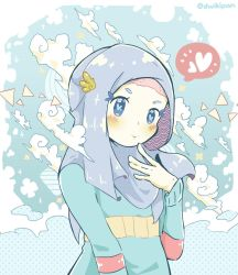 Hijab Breeze by dwikipan