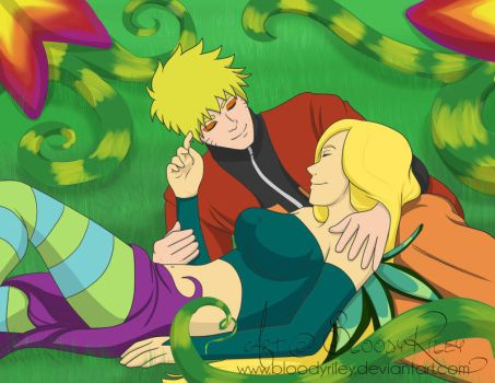 Naruto And Cornelia Remake By Bloodyriley by TheRealKyuubi16