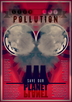 Stop The Pollution | Environmental Awareness by rajaahmadshah