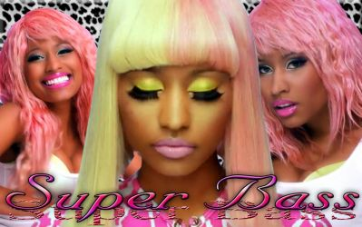 Nicki Minaj - Super Bass by PiinkylOve19
