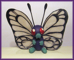 Butterfree Sculpture