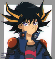 Yusei by YugiNep