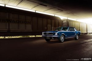 20130519 Ford Mustang 1965 001 S by mystic-darkness