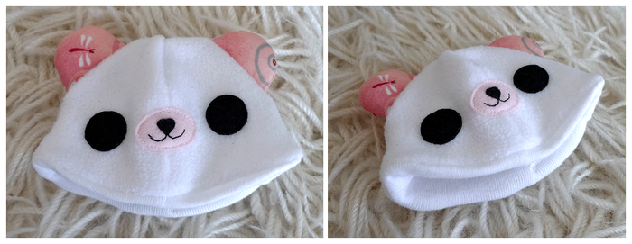 hat for baby by onifrogbox