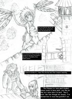 GaLe My idiot Dragon - My Blue Fairy  Chap4  Pg8 by Inubaki