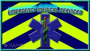 Emergency Medical Services Desktop Wallpaper by kwhammes