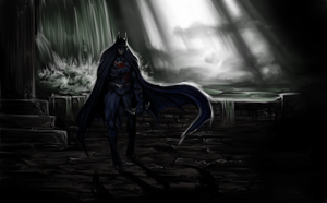 The Dark Knight Descent by Giando1611990
